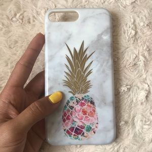Accessories - Pineapple iPhone 7 Plus Case